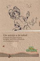 AJ servilleta nutrisa by ARAMIS10JAGUAR