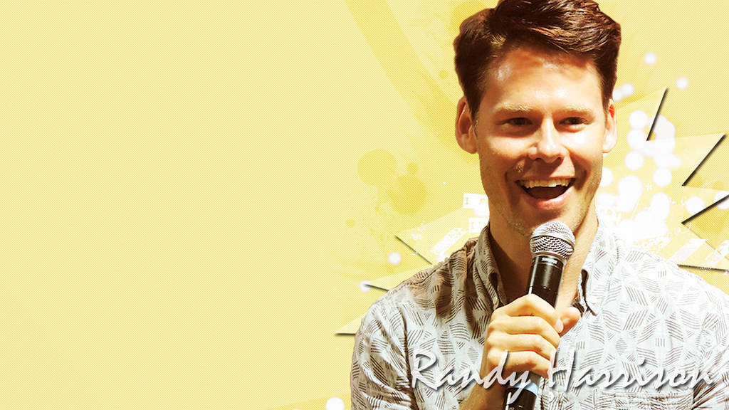 Theme simply rise n shine randy harrison thought differently