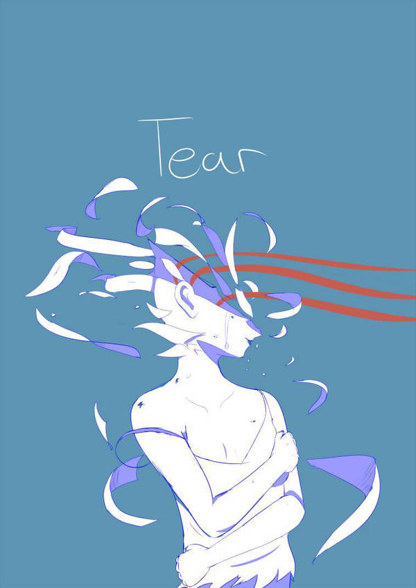 Tear apart by PencilPukis