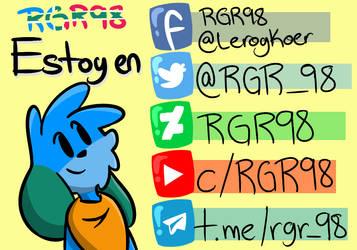 Social Media by RGR98