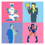 Batman Warhol by manic-pixie