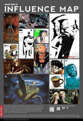 Influence Map - Pixie Style by manic-pixie
