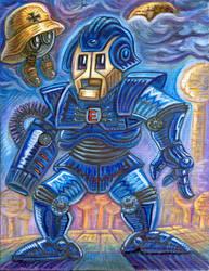 Blue Boy by Draingored