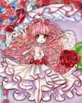 Rose Dancer by HatsuneSnow