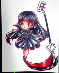Kira The Cute Death God by HatsuneSnow