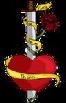Every Rose Has Its Thorn by MakiTokito