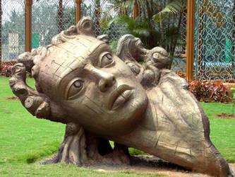 skulptur by sandeep-hegde
