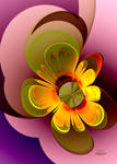 Fractal Flower by baba49