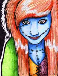 Sally. by Pyrofish