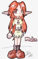 malon today by Pyrofish