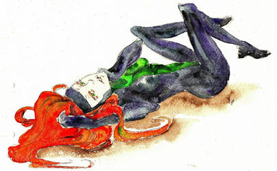 Jean Grey by ArikaTwins