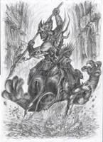 Beast Rider by miroslavk82