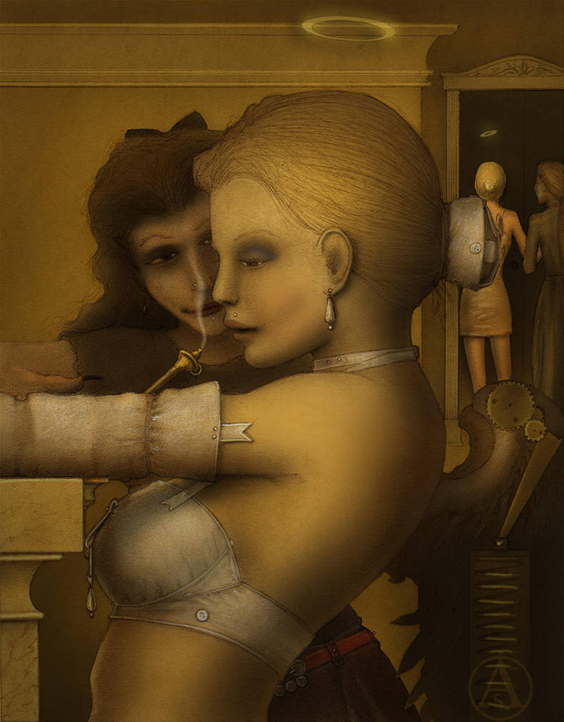 The She-Devils by Si1verange1