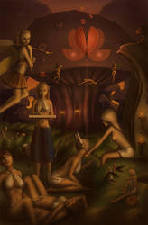 The Lotus Eaters by Si1verange1