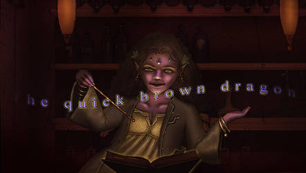 Goblin Teacher by Si1verange1
