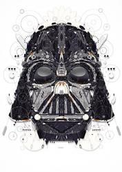 Darth Vader by yoaz