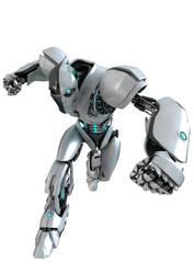 Cyborg by Xidon