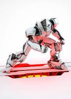 Cyborg Illuminate by Xidon
