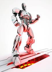 Cyborg Illuminate Alternative by Xidon