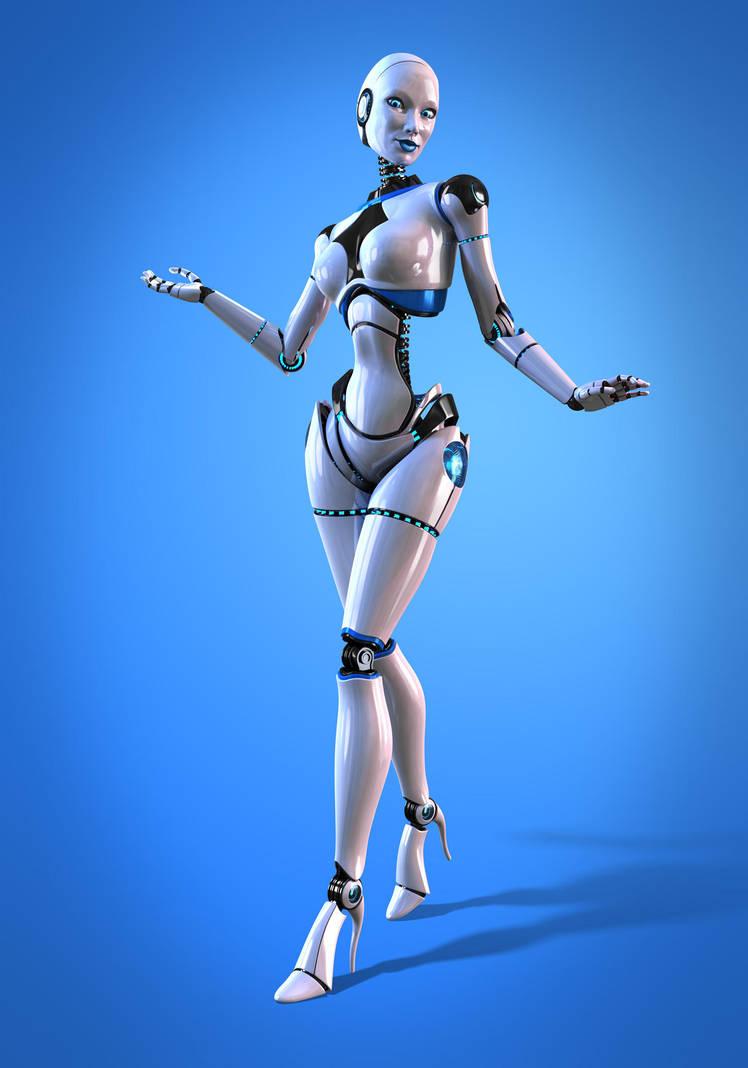 Medical Bot 01 by Xidon