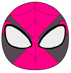 My Spidersona icon by SilverWingPrime