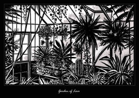 garden of love by gribouille