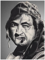 1941 Belushi by itz-art