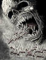 Plague Maw by vikingmyke