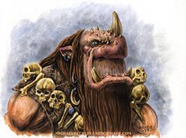 Hornswogge by vikingmyke