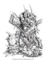 Kill Em' All by vikingmyke