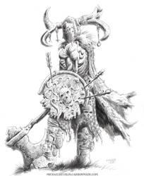 Shadoobie, Shattered by vikingmyke