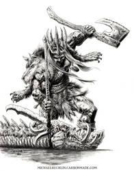 The Slayer King 3 by vikingmyke