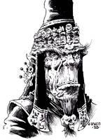 Necromancer by vikingmyke