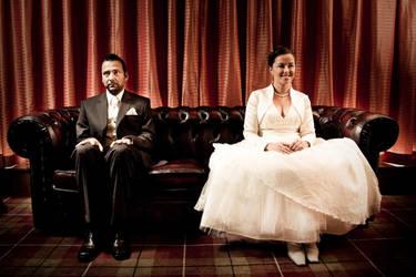 wedding by noske