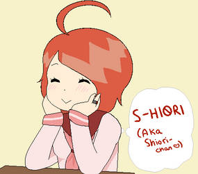Shiori-chan !!! by S-HI0RI