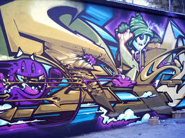 Pose MSK Mexico by GraffMX