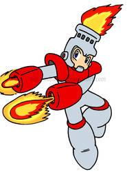 MM1: Fireman by Nintendrawer
