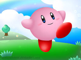 .:kirby:. by Nintendrawer