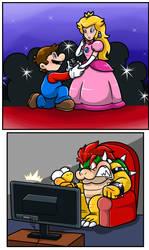 Commish: Super Mario Galaxy 3 by Nintendrawer