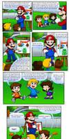 Mario Kids: Power Talk by Nintendrawer