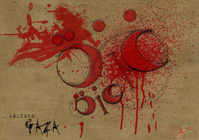 RELIEVE GAZA by mh2aa