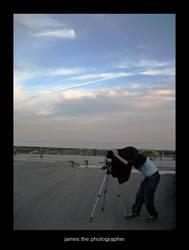 james the photograher by maifaun