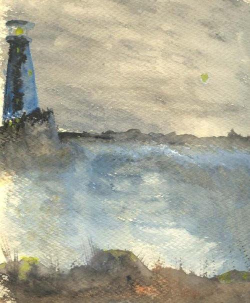 Dark Lighthouse, Night Storm by VicDillinger on DeviantArt