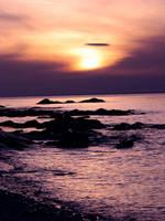 sunset summer 10 1 by Kathnightmare