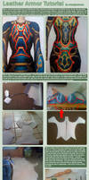 Leather Armor Tutorial by OrangeMoose