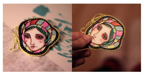 Scarf for you by LucyBumpkinova