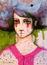 To portray your soul by LucyBumpkinova