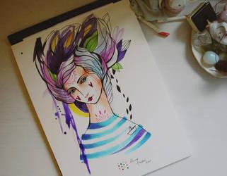 She by LucyBumpkinova