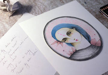 Where have you been my dear by LucyBumpkinova