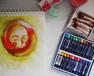 Mr. Sun by LucyBumpkinova